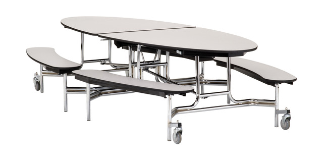 Tables With Benches, Item Number 1441007