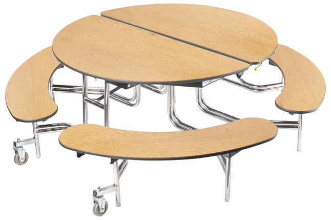Tables With Benches, Item Number 1441008