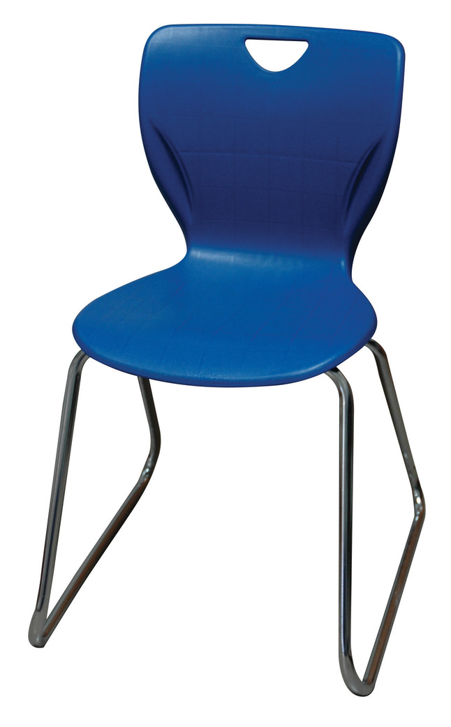 Classroom Select Contemporary Sled Base Chair 20 Inch A