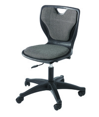 Classroom Select Contemporary Pneumatic Lift Chair, A Shell, Padded, Various Options Item Number 1441249