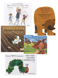 Bilingual Books, Language Learning, Bilingual Childrens Books Supplies, Item Number 1441676