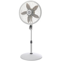 Lasko Adjustable Pedestal Fan, 18 inch Blade, 3-Speed Item Number 1442779