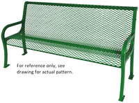 Outdoor Benches Supplies, Item Number 1443512