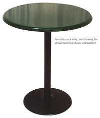 Bistro Tables, Cafe Tables Supplies, Item Number 1443587