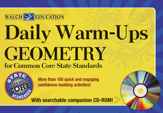 Daily Warm-Ups Geometry for Common Core State Standards