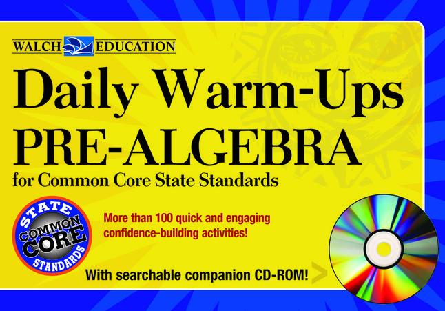 Algebra Books, Algebra Supplies, Item Number 1443960