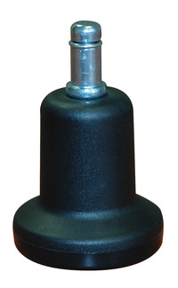 Classroom Select Bell Glide for Use with Contemporary and Traditional Pneumatic Lift Chairs with 5-Star Base, Pack of 5 Item Number 1444535
