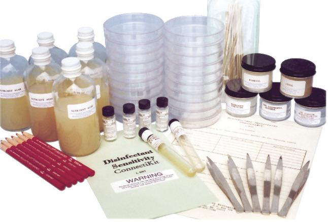 Microbology Supplies, Item Number 1445100