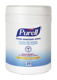 Disinfecting, Sanitizing Wipes, Item Number 1445655