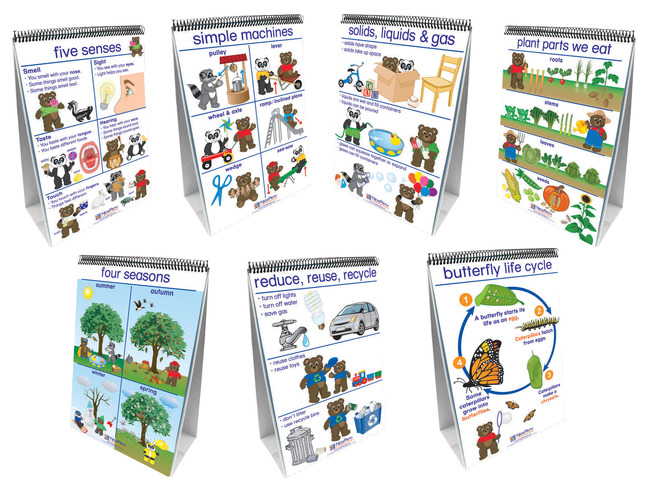 Early Childhood Science, Activities Supplies, Item Number 1449724