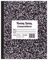 Composition Books, Composition Notebooks, Item Number 2020184