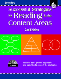 Reading, Writing Strategies Supplies, Item Number 1458025