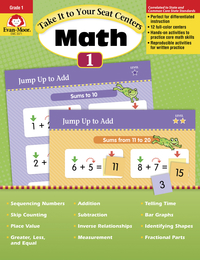 Math Centers, Kindergarten Math Centers, Math Center Activities Supplies, Item Number 1458176