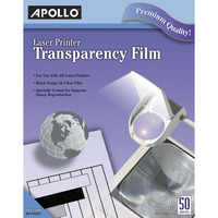 Overhead Transparency Film and Sheets, Item Number 1458225