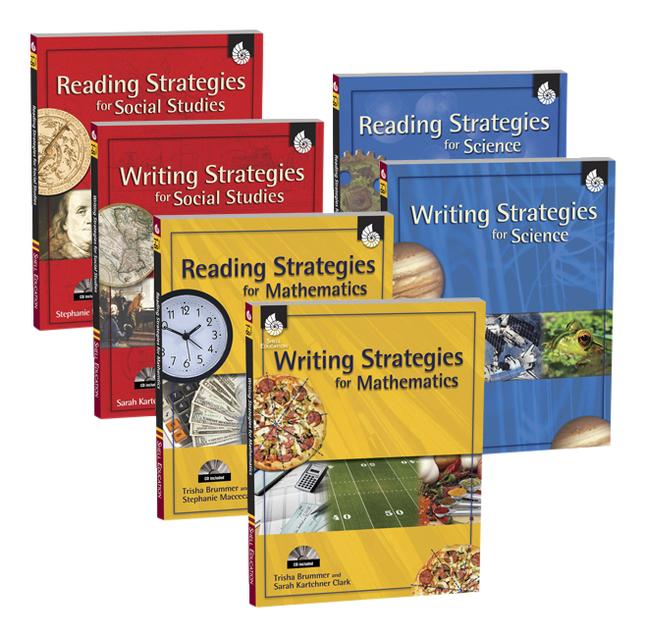 Reading, Writing Strategies Supplies, Item Number 1458308