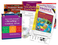 Reading, Writing Strategies Supplies, Item Number 1458343