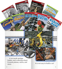 Social Studies Resources, Item Number 1458378