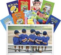 Math Reader Sets, Book Libraries Supplies, Item Number 1458390