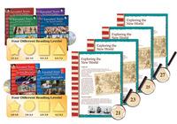 Social Studies Content Readers, Social Studies Books, Social Studies Readers Supplies, Item Number 1458434