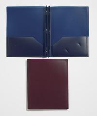 Poly Multi Pocket Folders, Item Number 1459418