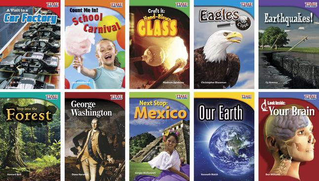 Nonfiction Books, Nonfiction Books for Kids, Best Nonfiction Books for Kids Supplies, Item Number 1459742