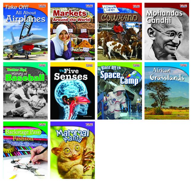 Nonfiction Books, Nonfiction Books for Kids, Best Nonfiction Books for Kids Supplies, Item Number 1459745