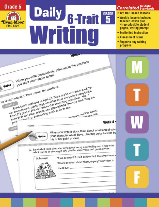 Writing Practice, Activities, Books Supplies, Item Number 1463235