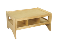 Image for Childcraft Toddler Multi-Purpose Play Table with Storage, 36 x 26 x 18 Inches from SSIB2BStore