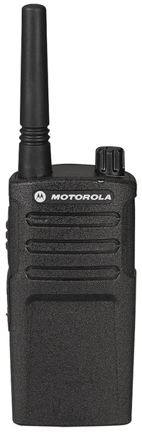 Motorola RMU2040 Two-Way UHF 2 W 4-Channel Radio for Business with 250000 sq ft Range Item Number 1464996