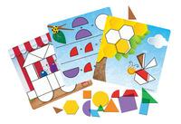 Geometry Games, Geometry Activities, Geometry Worksheets Supplies, Item Number 1465307