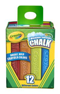 Sidewalk Chalk, Item Number 1465455