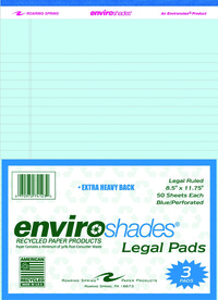 Legal Pads, Item Number 1465581