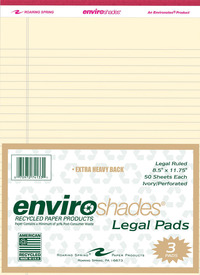 Legal Pads, Item Number 1465582