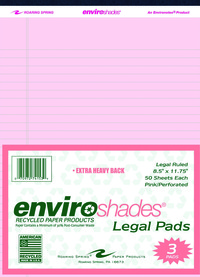 Legal Pads, Item Number 1465585