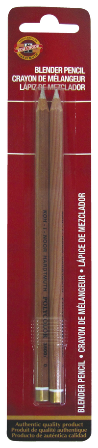 Koh-i-noor Colorless Blender Pencils, Pack of 2 Item Number 1466308