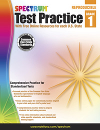 Common Core Test Prep, Assessment Supplies, Item Number 1466585