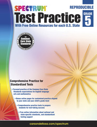 Common Core Test Prep, Assessment Supplies, Item Number 1466589
