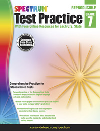 Common Core Test Prep, Assessment Supplies, Item Number 1466591