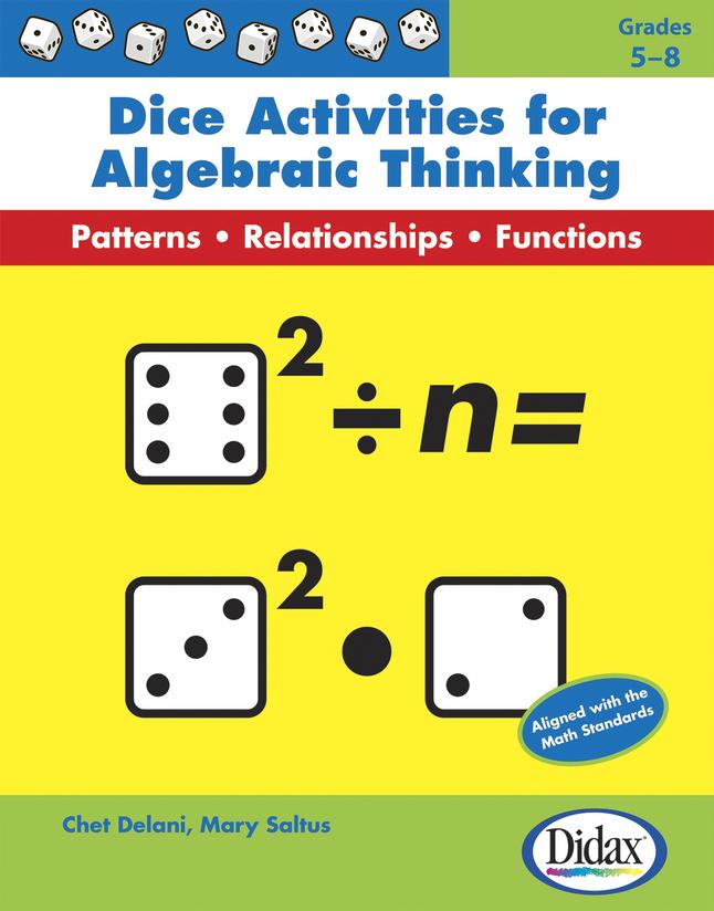 Algebra Books, Algebra Supplies, Item Number 1466633