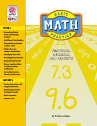 Rational Number Practice, Books, Number Workbooks Supplies, Item Number 1466792