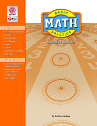 Math Practice, Math Review Supplies, Item Number 1466806