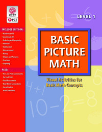 Special Needs Math Resources, Item Number 1466822