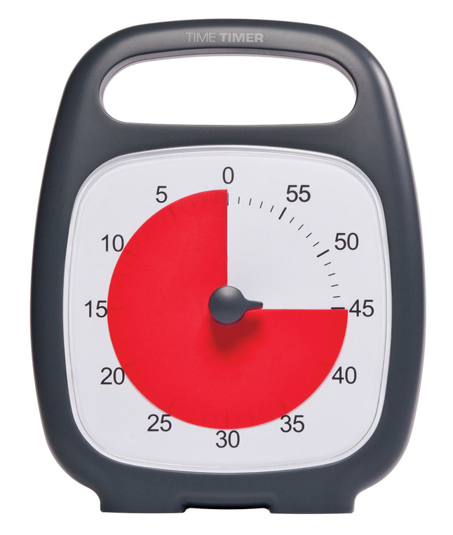 Visual Timers and Learning Timers, Item Number 1467473