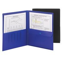 Poly Multi Pocket Folders, Item Number 1467697