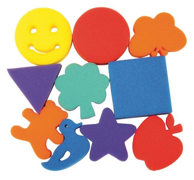 Paint Sponges, Item Number 1468093