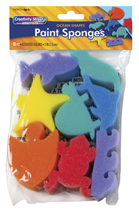 Paint Sponges, Item Number 1468094