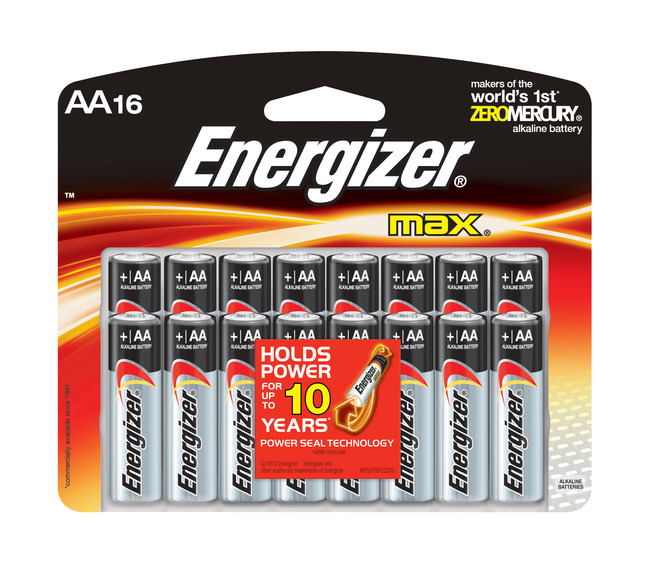 AA Batteries, Item Number 1468114