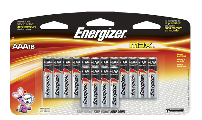 AAA Batteries, Item Number 1468116