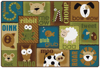 Animals, Nature Carpets And Rugs Supplies, Item Number 1462632