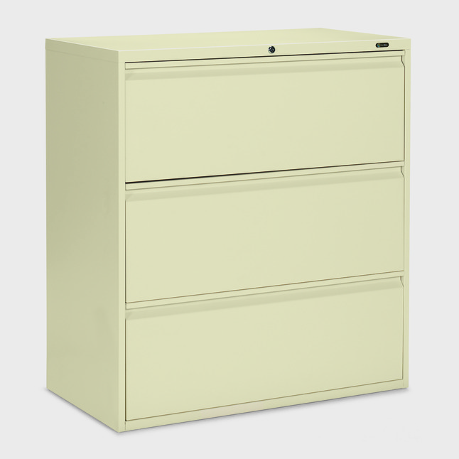 Drawer Lateral File Cabinet 36, Global 4 Drawer Lateral File Cabinet